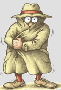 Cartoon Flasher