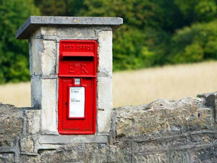 Royal Mail Post Box