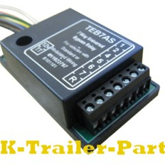 Wiring Diagram Trailer Lights 7 Pin 2006 Impala Radio Way Universal Bypass Relay | Uk-trailer-parts