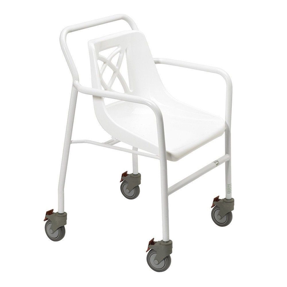 Mobile Chair Days Mobile Wheeled Shower Chair