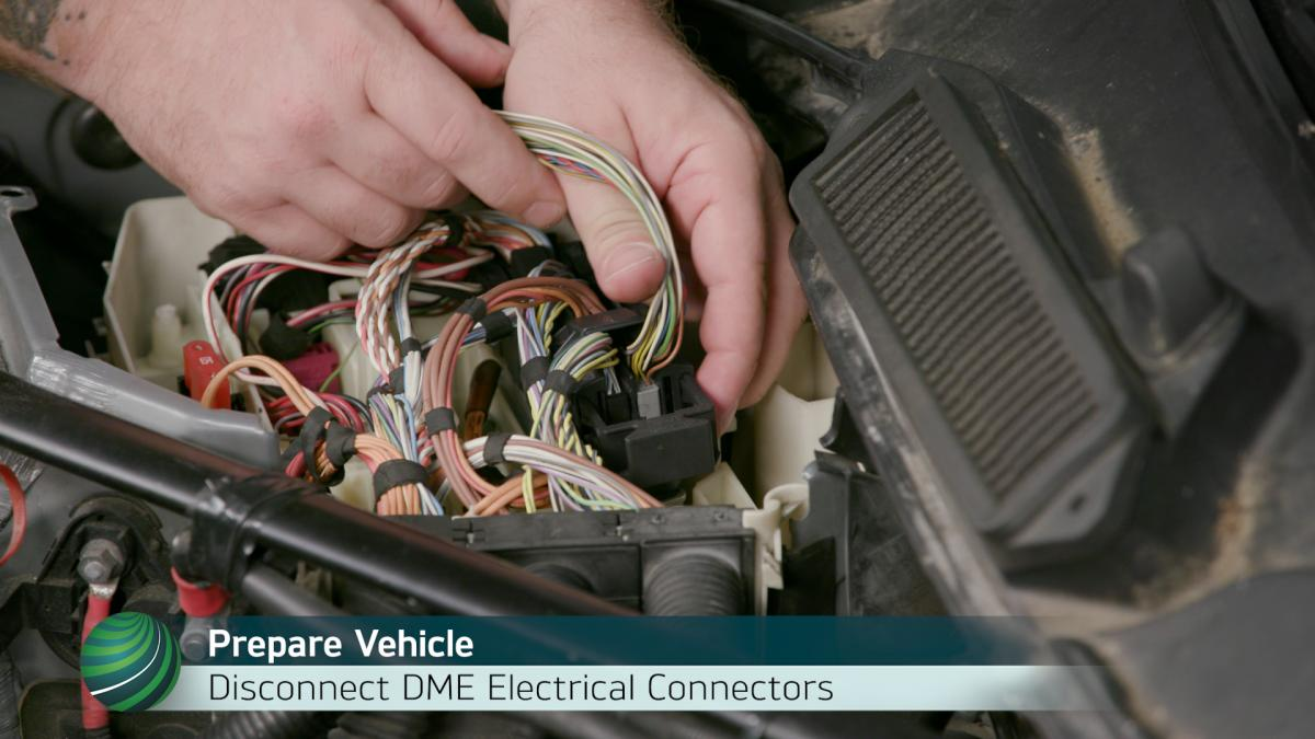 find a suitable wiring diagram for the dme check the integrity of each wire from the dme to each fuel injector make sure to also verify each pin has good  [ 1200 x 675 Pixel ]