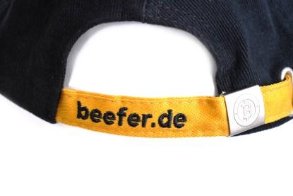 Beefer Baseball Cap with Logo