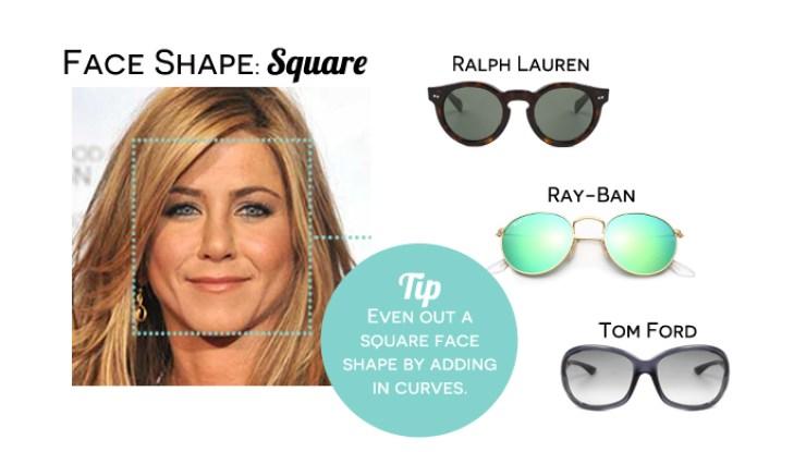 d7e4282a48 Sunglasses for Face Shape - Summer Edition