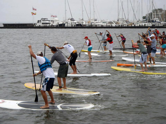 Stand Up Paddleboards SUP For Fun And Fitness