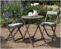 6 Beautiful 2-seater Bistro Sets Small And Stylish