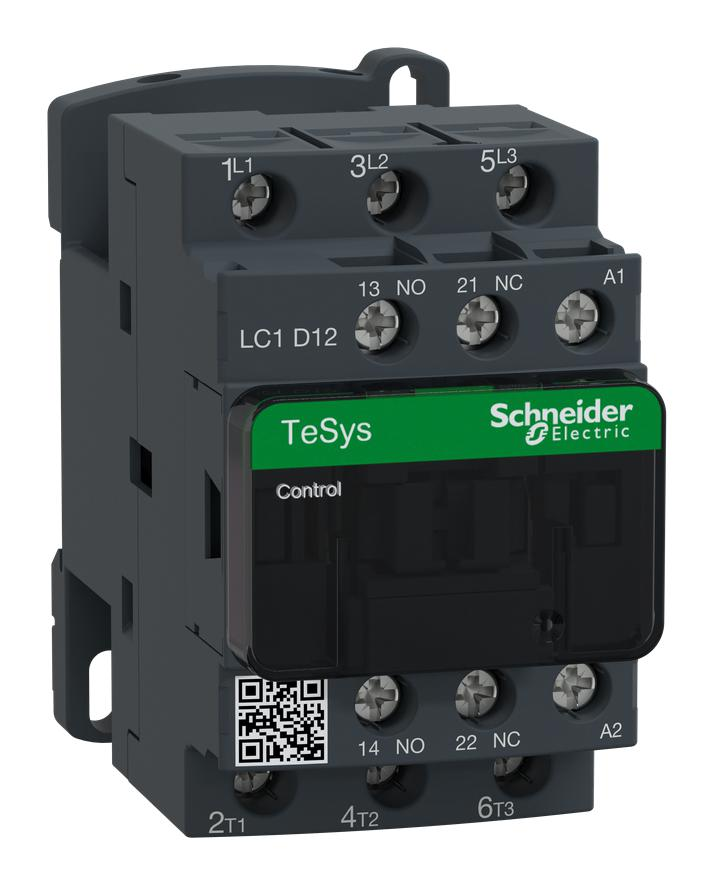 medium resolution of lc1d12u7 schneider electric contactor tesys d series 12 a contactor wiring iec contactors and auxiliary contact blocks wire ai