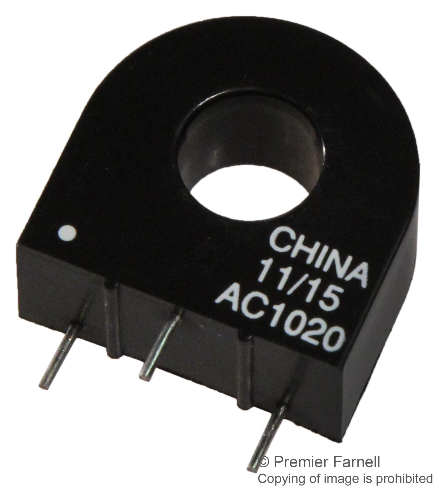 hight resolution of ac 1020 current sense transformer