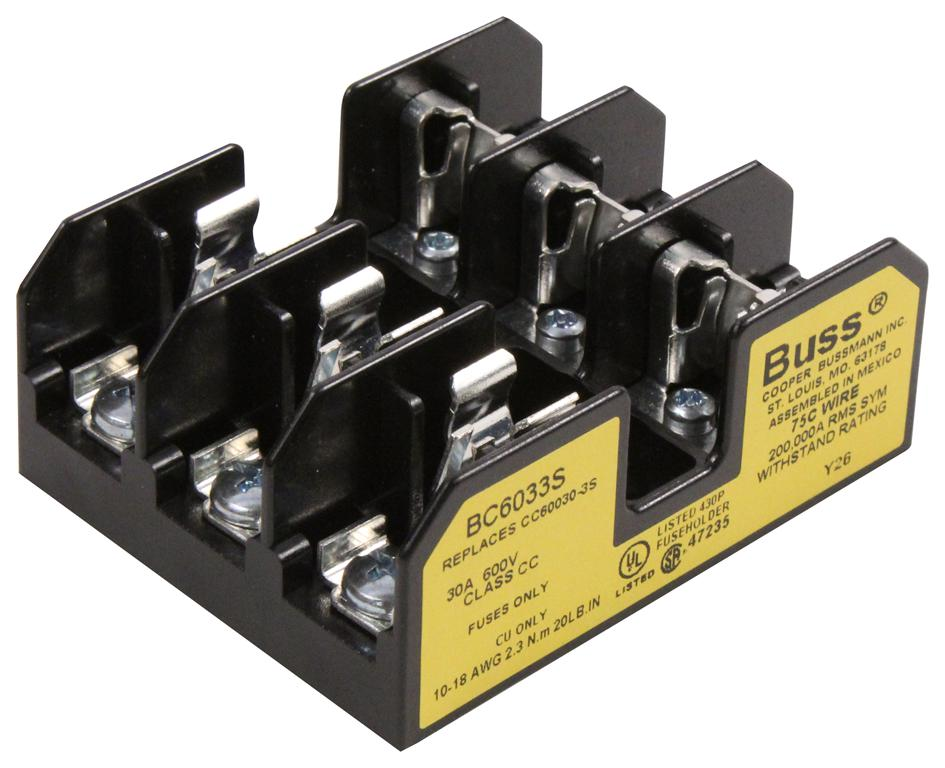 hight resolution of bc6033s fuse holder