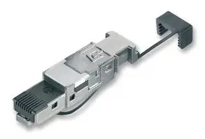Cat5 Male Connector Wiring 1963600000 Weidmuller Modular Connector Rj45 Plug