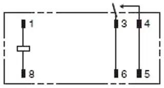 G2RL-1A-E-CV DC24 OMRON ELECTRONIC COMPONENTS, General