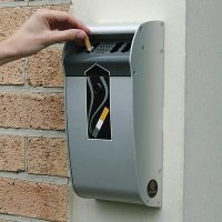 Wall Mounted Smoking Bins & Outdoor Standing Ashtrays