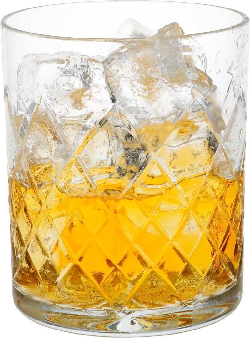 Whisky on the rocks – Double-checked Recipe and Cocktail Photo