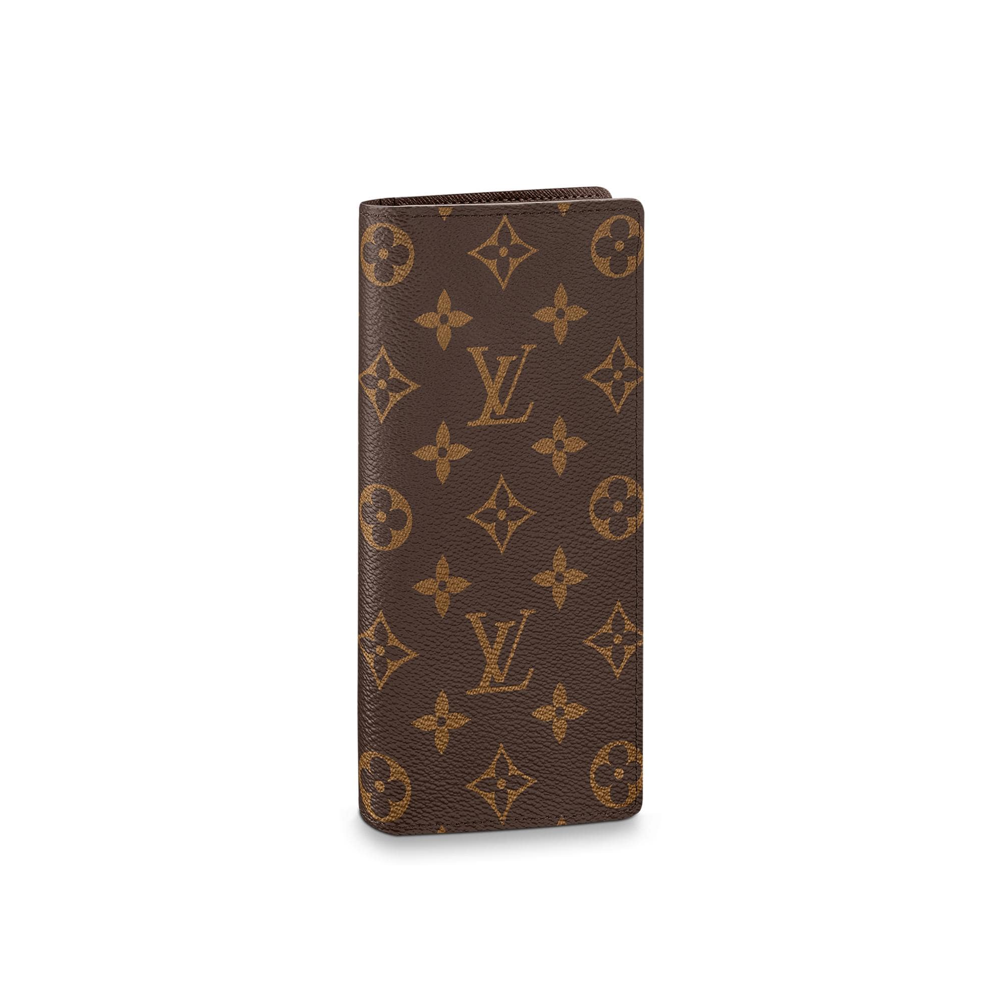 Brazza Wallet Monogram Canvas  Small Leather Goods