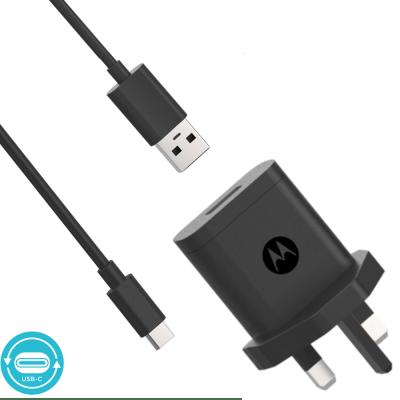 Motorola Rapid 10W Wall Charger USB-C
