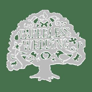 Paperless Wedding