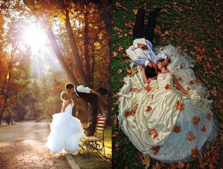 Wedding Alphabet blog – A is for Autumn
