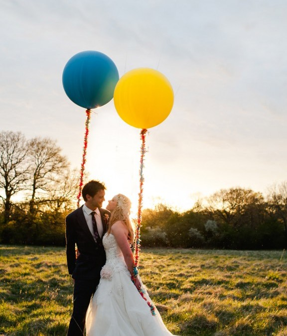 Real Paperless Wedding – Ben and Ali