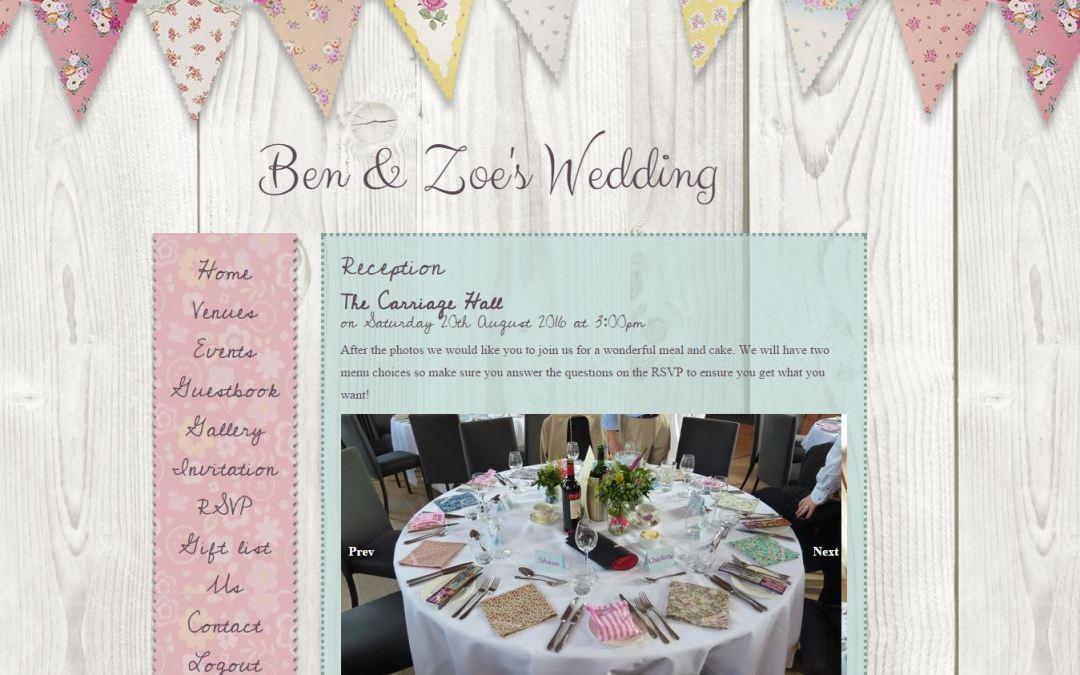 Eco Tip – Festival Weddings