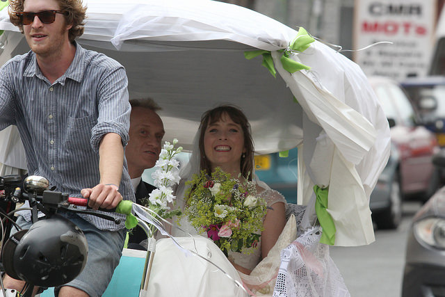 Eco Wedding in the City – Top Tips!