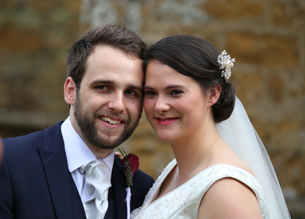 Real Wedding – Katharyn and Peter