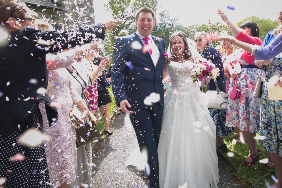 Real Wedding – Laura and Paul
