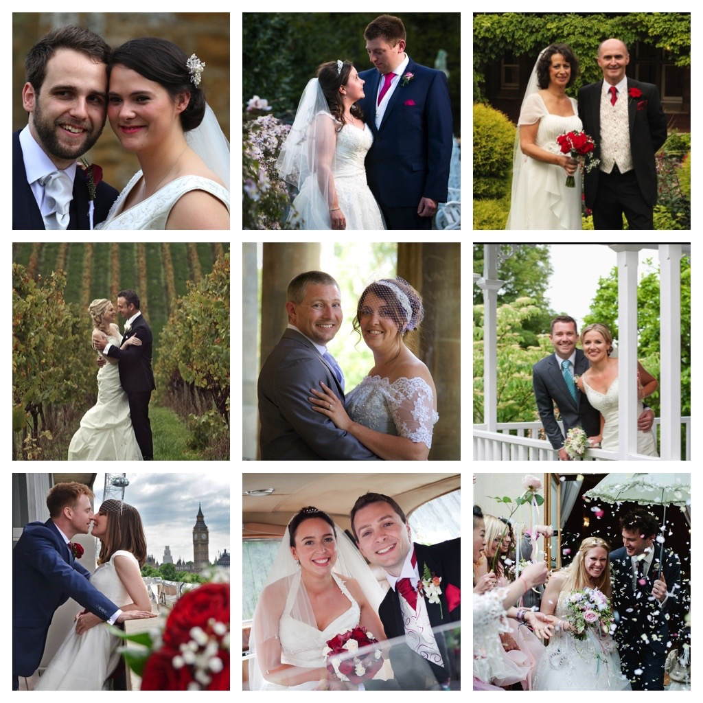 Real Weddings montage
