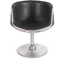Aviator Chair Replica Travel Big Bubba Cognac Eero Aarnio