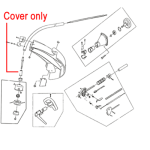 Mitox Mitox Replacement Brushcutter Cover (MICG230E.2-4)