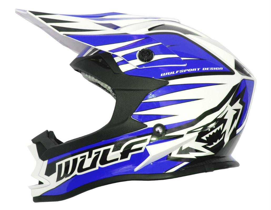 Wulfsport Advance Blue