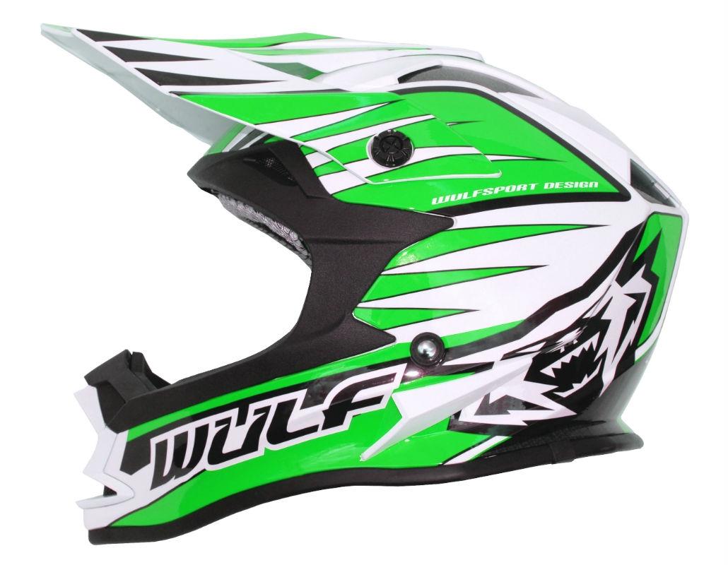 Wulfsport Advance Green