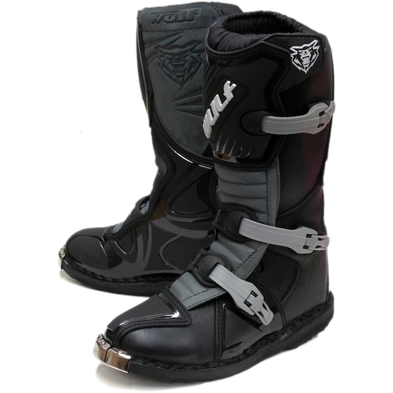 Wulfsport Cub Pro Boots Black
