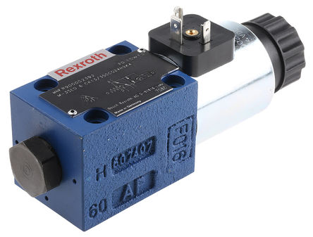 110v Hydraulic Valve Wiring Diagram R900052392 Cetop Mounting Hydraulic Solenoid Actuated