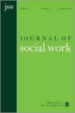 Journal of Social Work   SAGE Publications Ltd