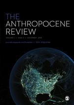 The Anthropocene Review   SAGE Publications Ltd