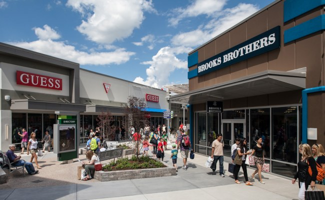 Toronto Premium Outlets Simon Shopping Destinations