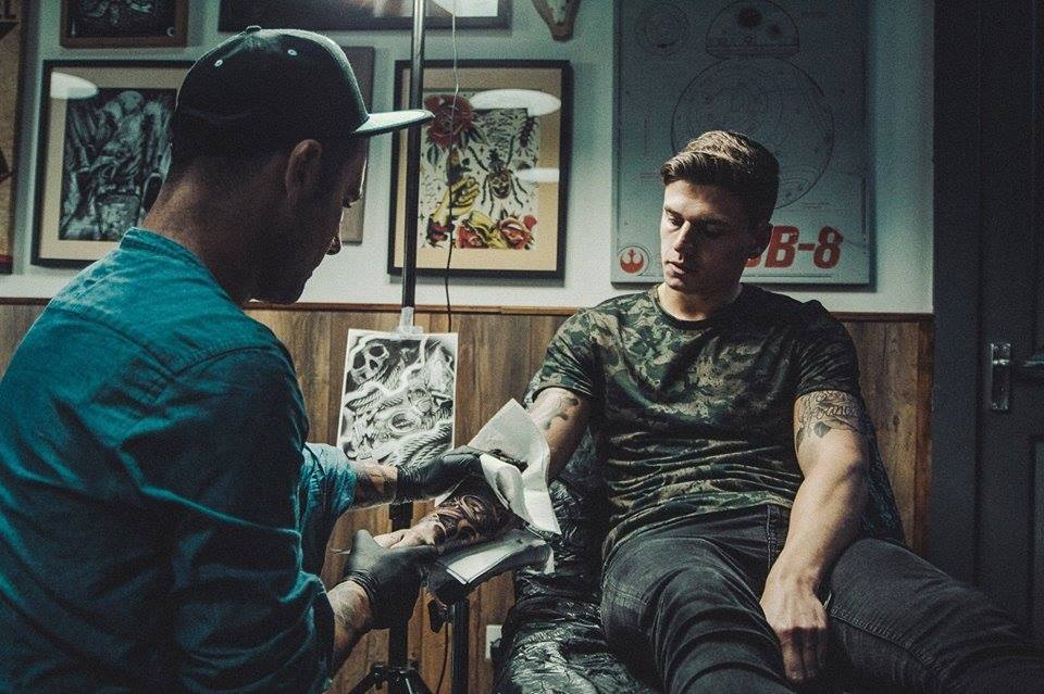 Rock N Roll Tattoo Glasgow Artists