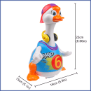 Musical Toy for Kids Goose