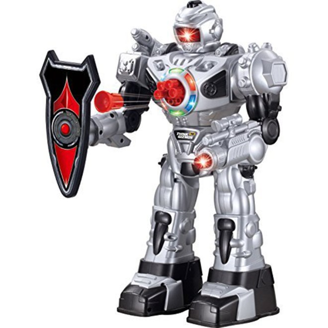 RC Robot Toy RoboAttack