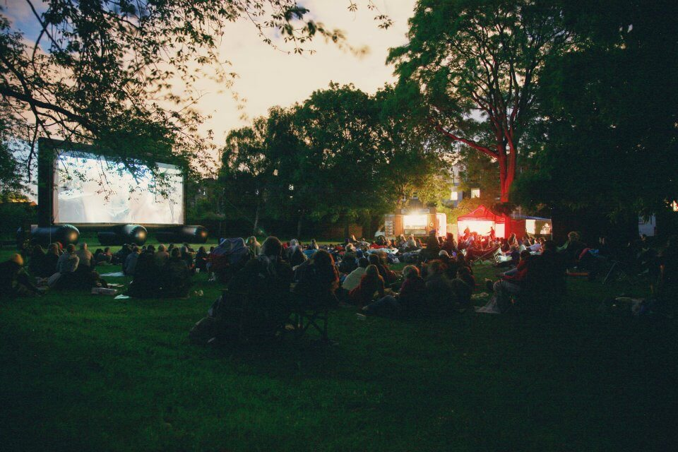 The Essential Guide to Outdoor Cinemas in London  urbanest