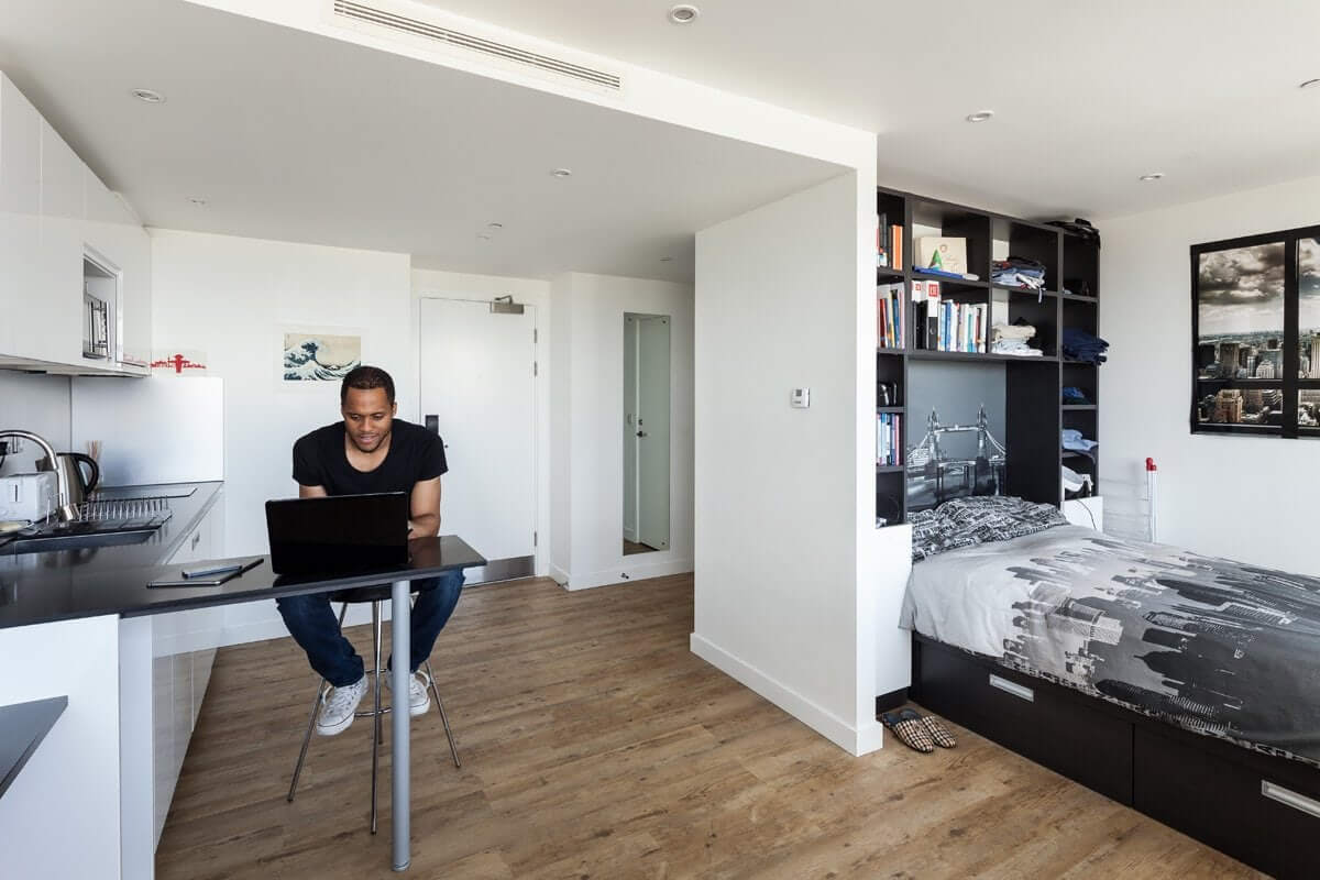 Kings Cross Student Accommodation From Only 299 pw