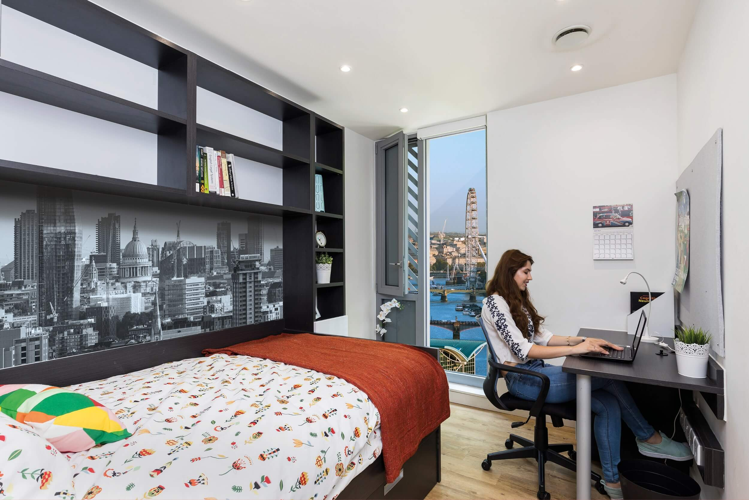 Vauxhall Luxury Student Accommodation  Studios at Urbanest