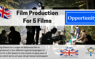UKABC Introducing Opportunity : Film Production for 5+ Films
