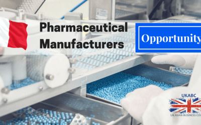 UKABC Introducing Opportunity : For Pharmaceutical Manufacturers