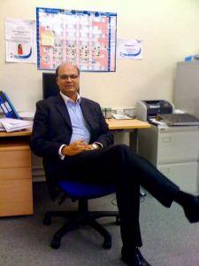 Dr. Sarfraz Ashraf