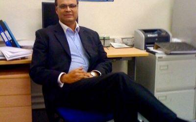 Dr. Sarfraz Ashraf's First Contribution to UK Asian Business Council