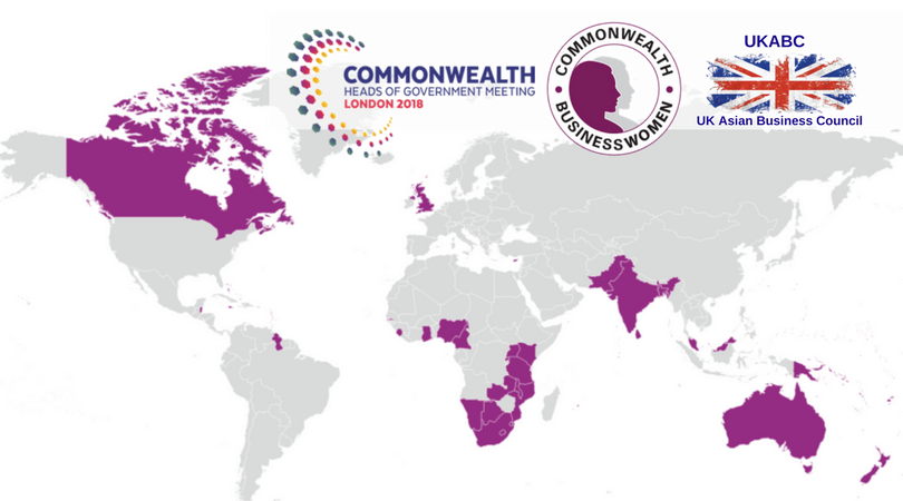 3rd Commonwealth Businesswomen Awards – 18th April 2018 in the Mayfair Hotel, London