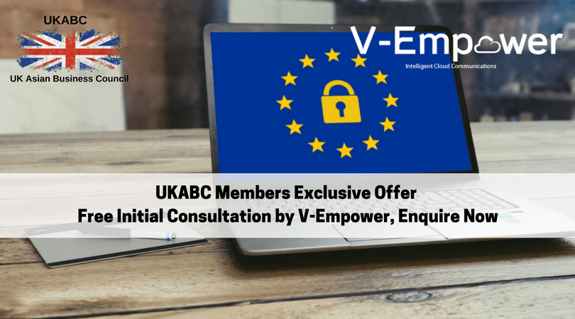 GDPR Compliance – Exclusive Free Initial Consultation for UKABC Members