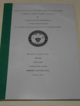 The Final Thesis of my Myoma Family