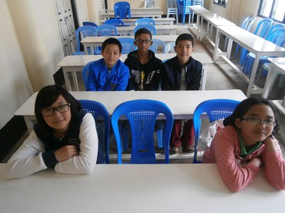My new Level 6 students for this 1st semester but not yet complete (3)