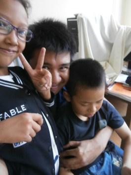 With my cute Lin Latt and Seng Naw (3)
